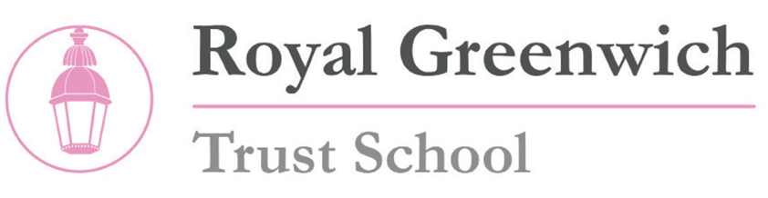 Royal Greenwich Trust School Logo